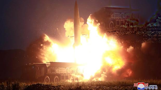 Laut eigenen Aussagen hat Nordkorea Atomwaffen und arbeitet stets an diversen Raketentypen.
