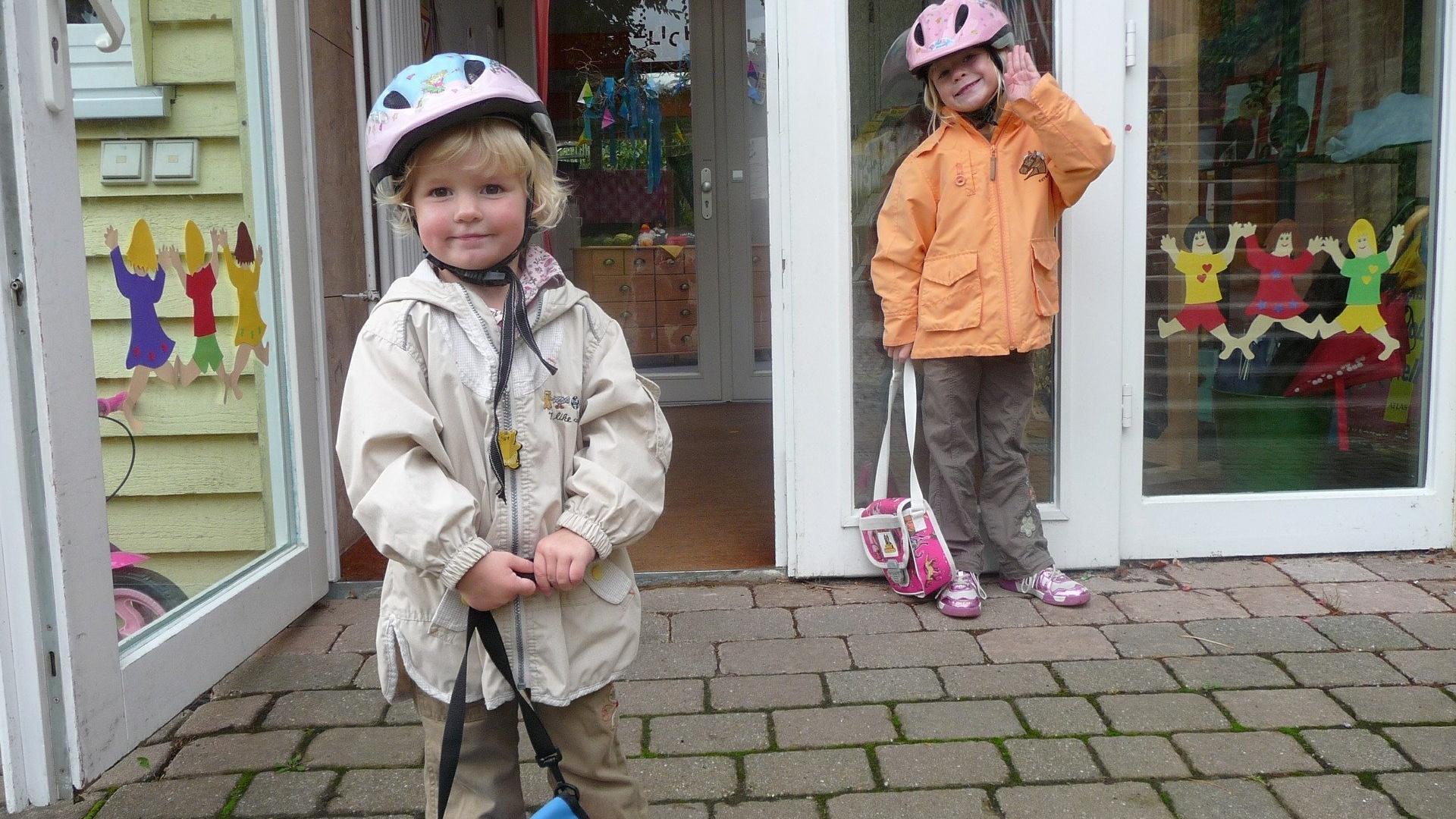 Kindergartentasche: Was hinein gehört - und was nicht