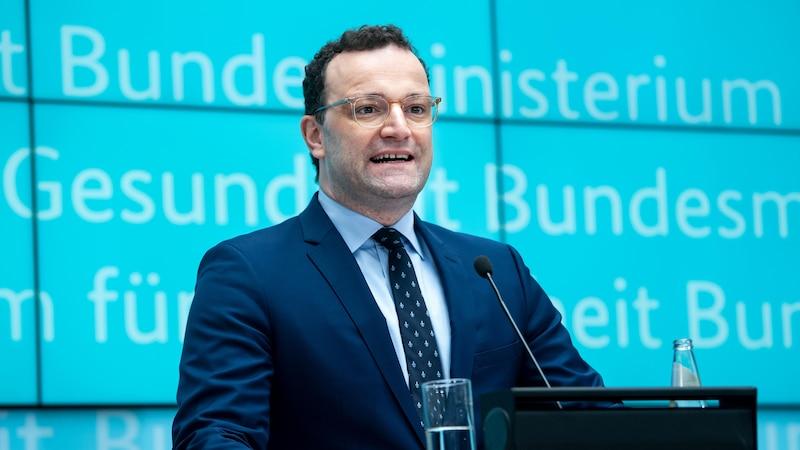 Am 14. März 2018 wurde Jens Spahn Bundesminister für Gesundheit