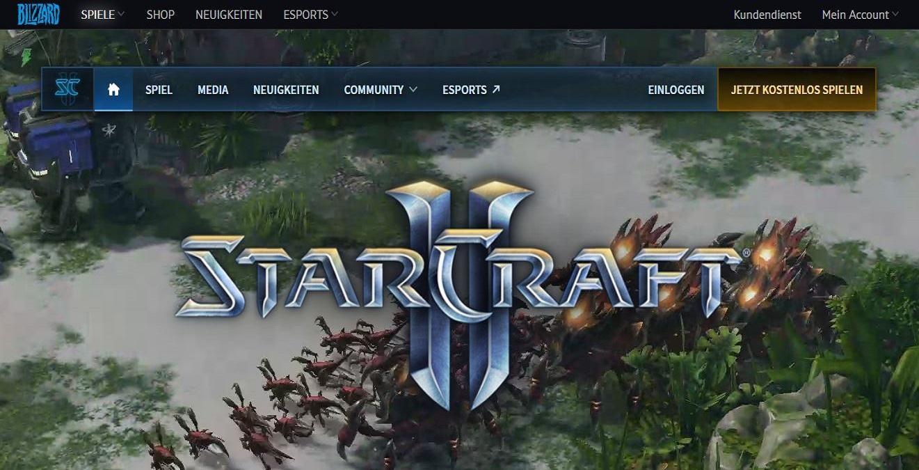 StarCraft 2 startet nicht: Das können Sie tun