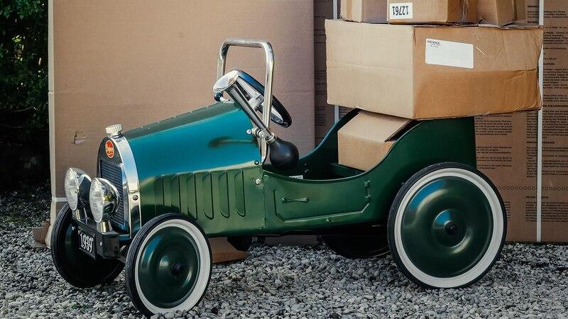 Die Steuer für Oldtimer ist niedriger als für moderne Fahrzeuge.