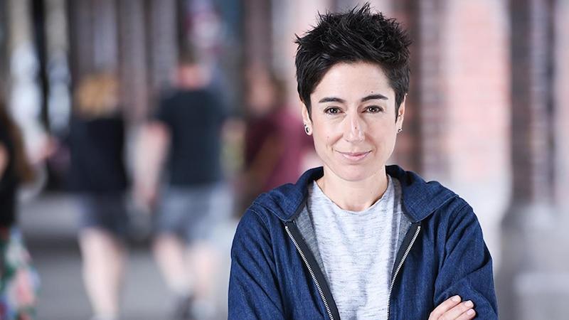 Dunja Hayali: Freundin, Tattoo, Twitter - private Infos