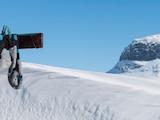 Skisocken müssen nach der Nutzung auf Links gedreht und getrocknet werden.