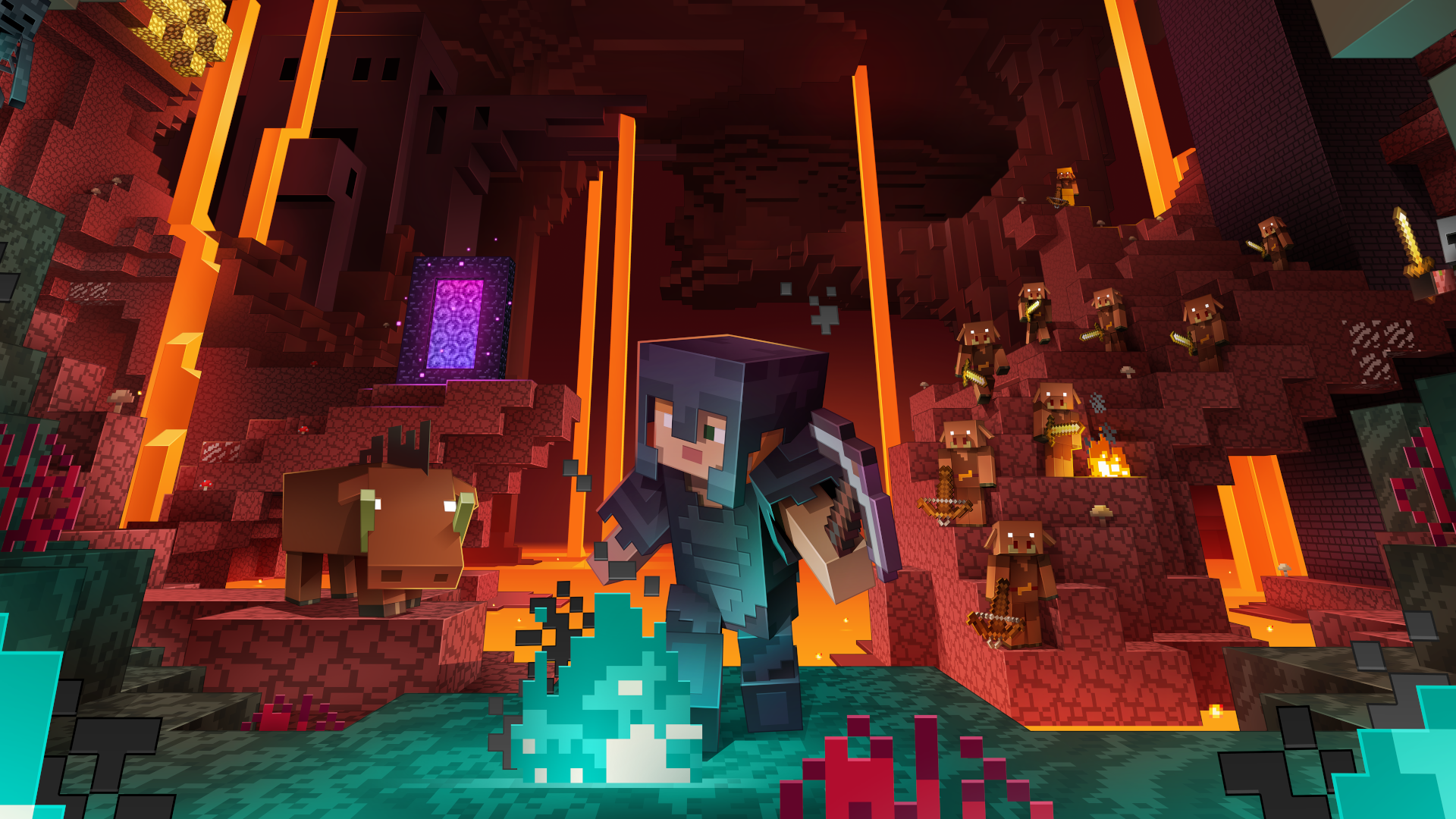 Seit dem Netherite-Update kann man das seltene Material in Minecraft finden und verwenden.
