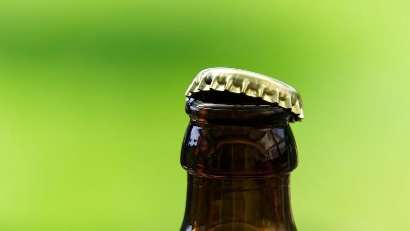 So ziemlich jede Flasche lässt sich auch ohne Flaschenöffner öffnen