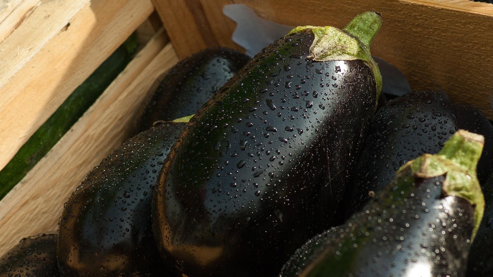 Auberginenaufstrich - ganz einfach selbst gemacht