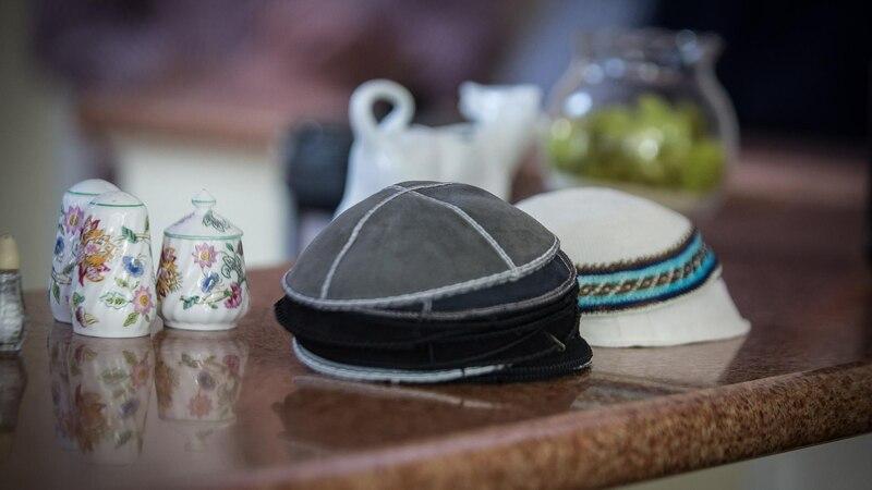 Die Kippa zählt im Judentum zu den wichtigsten religiösen Symbolen.