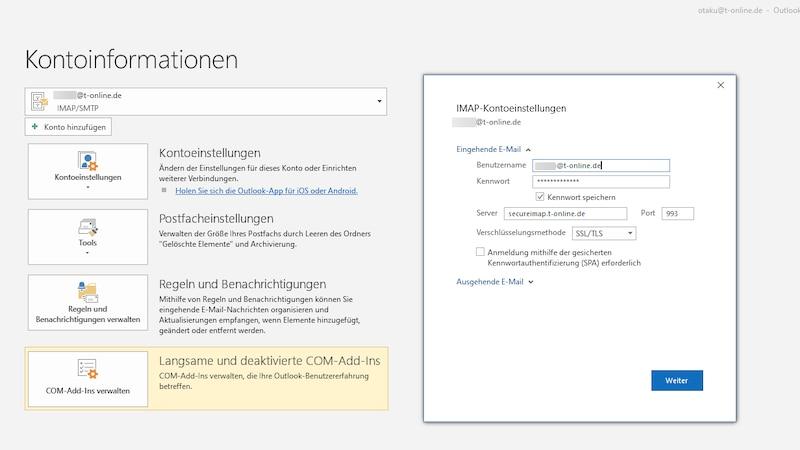 T-Online IMAP einrichten: Einfache Anleitung für E-Mails
