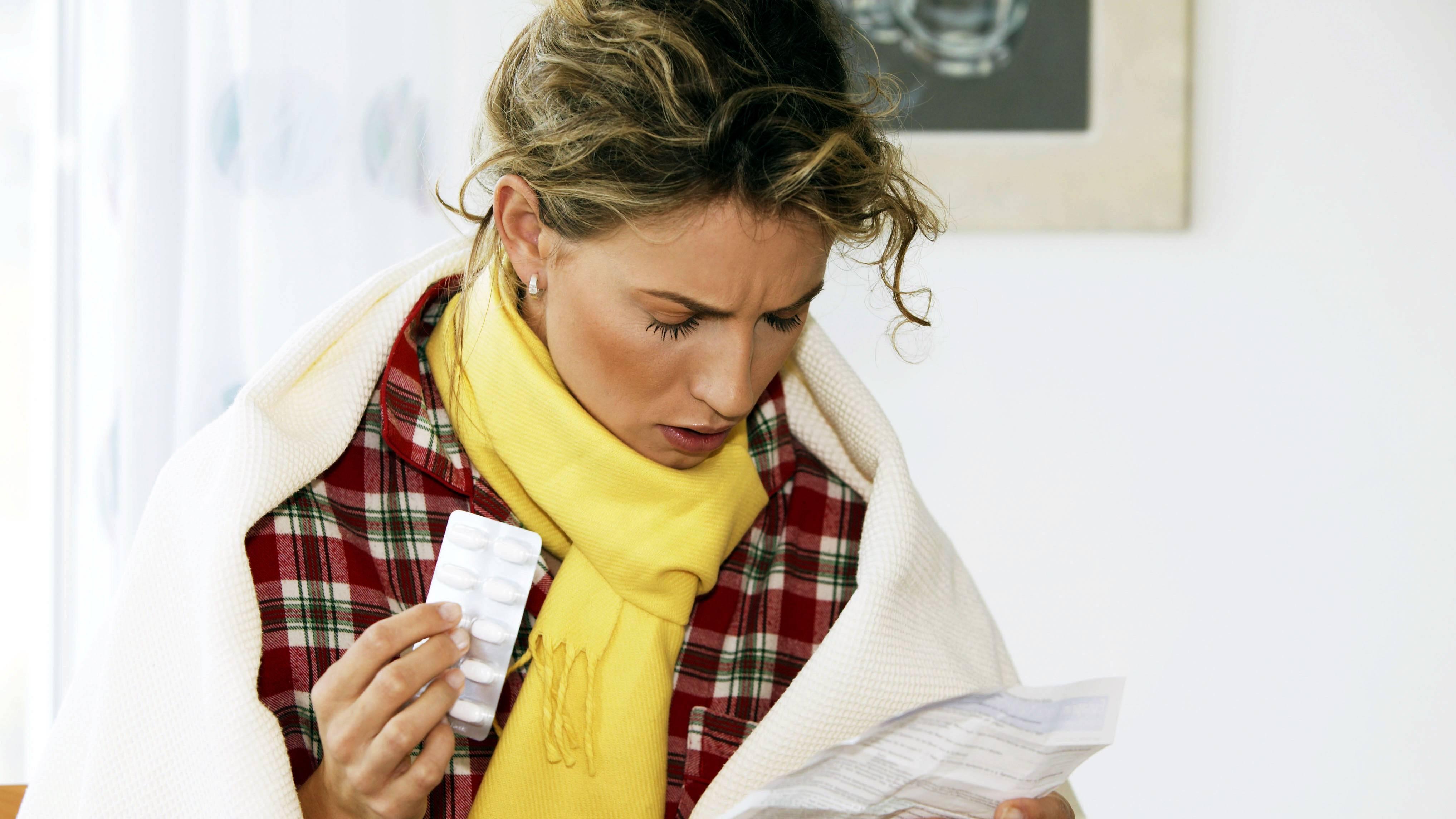 Mandelentzündung - Dauer, Symptome und Ursachen