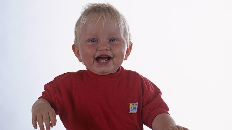Zähne Baby: Reihenfolge beim Zahnen