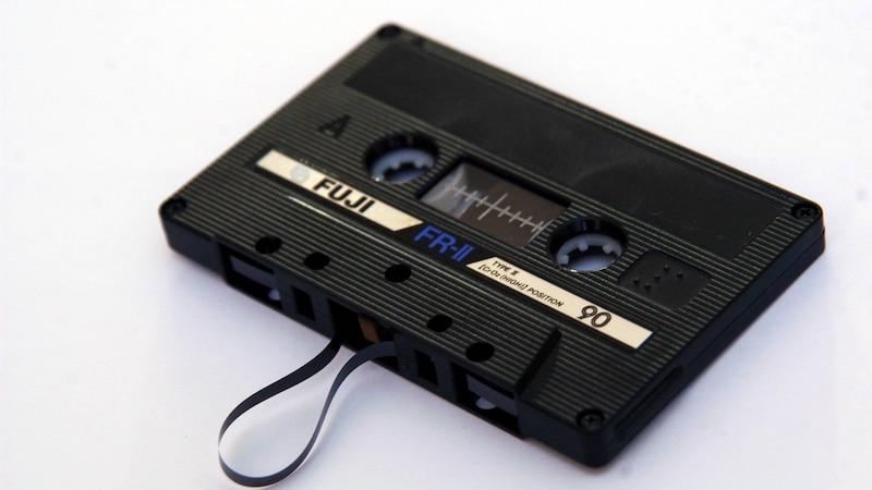 Auf Kassette aufnehmen: Das müssen Sie wissen