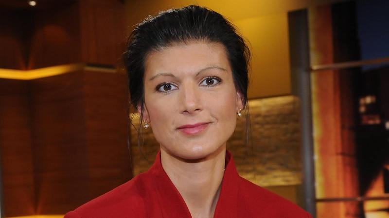Die Politikerin Sahra Wagenknecht ist auch Buch-Autorin