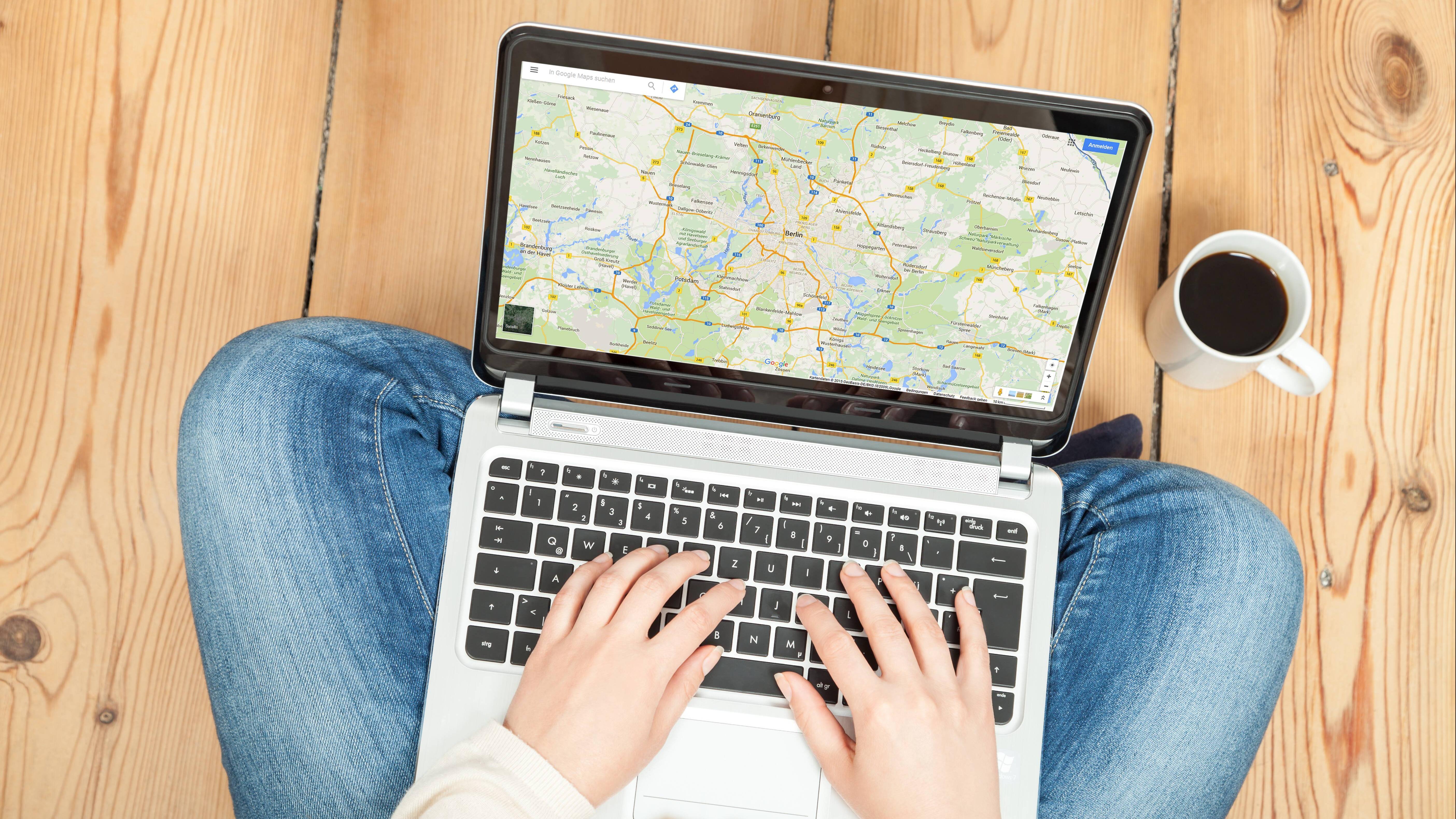 Google Maps: 5 Alternativen im Vergleich