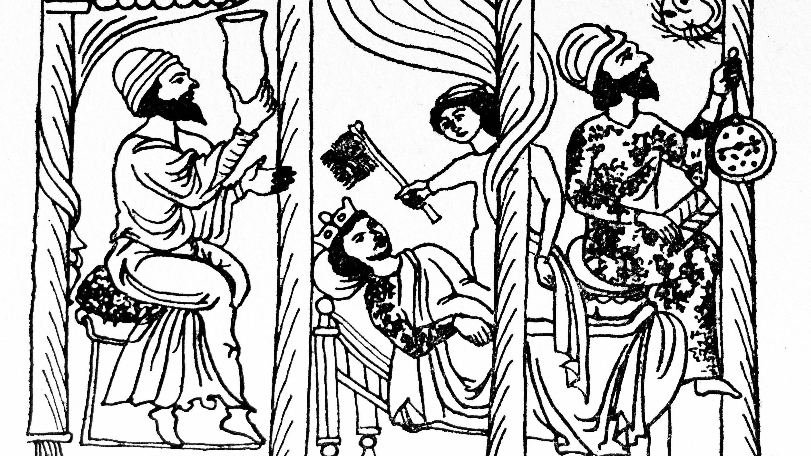 Medizin im Mittelalter: Die 5 kuriosesten Heilmethoden