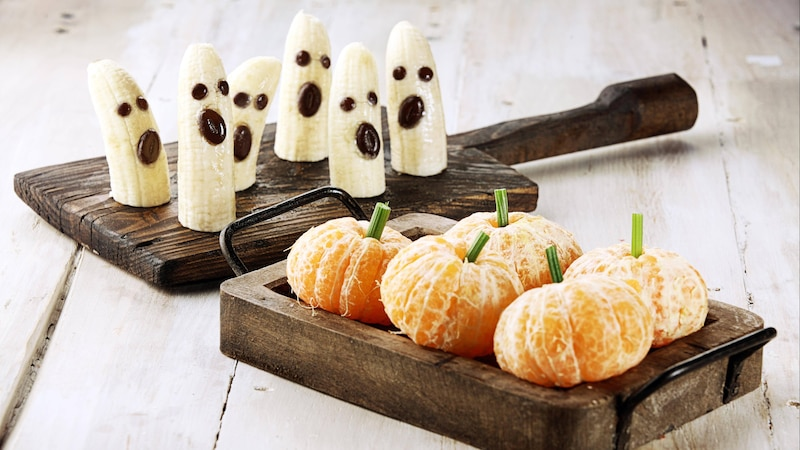 Halloween Buffet: Drei gruselige Ideen, die schmecken