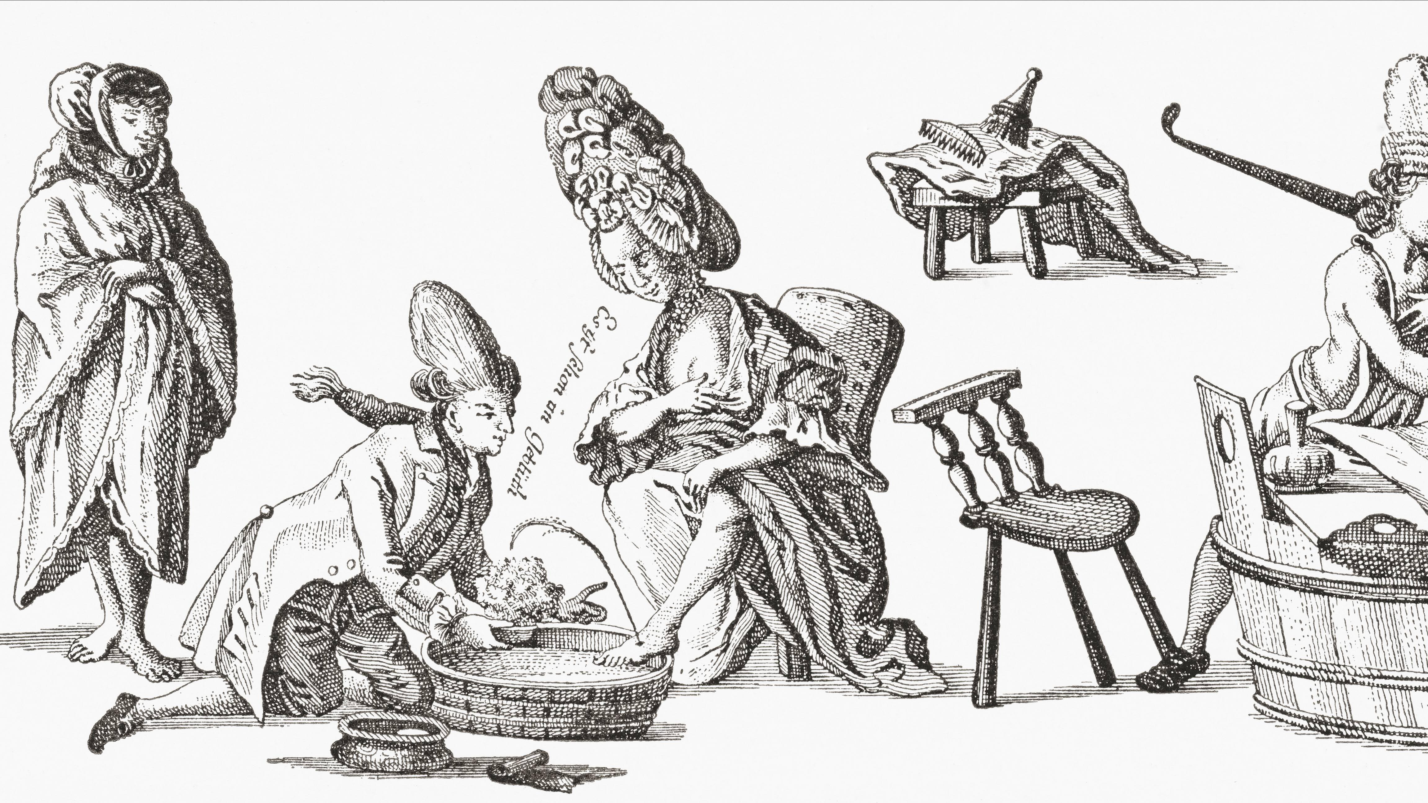Medizin im Mittelalter: Aderlass war weit verbreitet.