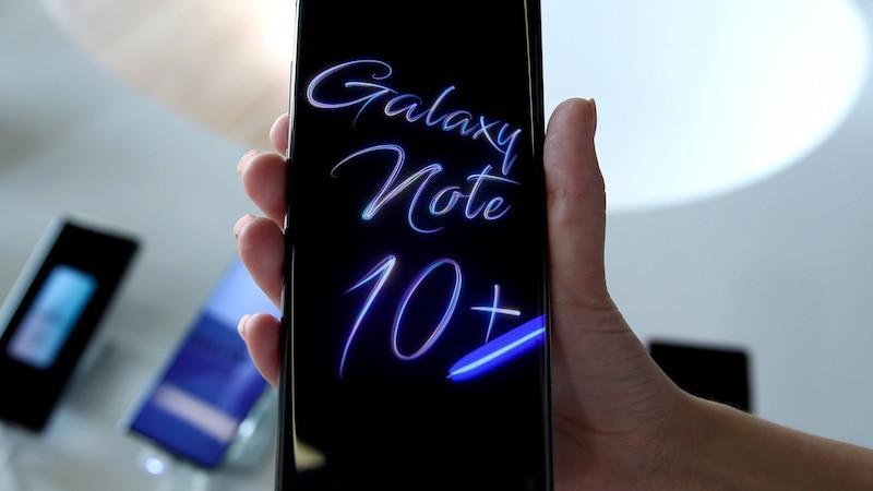 Wir erklären Ihnen, wie Sie mit Ihren Galaxy Note Geräten einen Screenshot machen können.