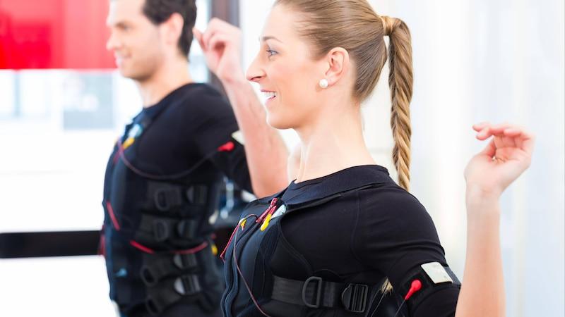 Ein EMS-Training kann Nebenwirkungen aufweisen.