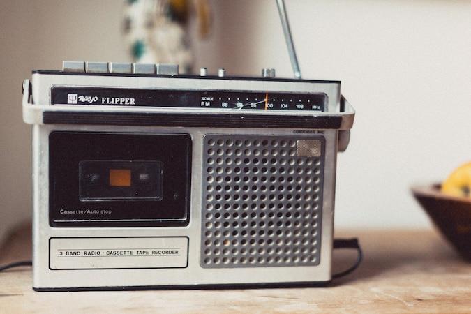 Musik auf Kassette aufnehmen wird wieder modern