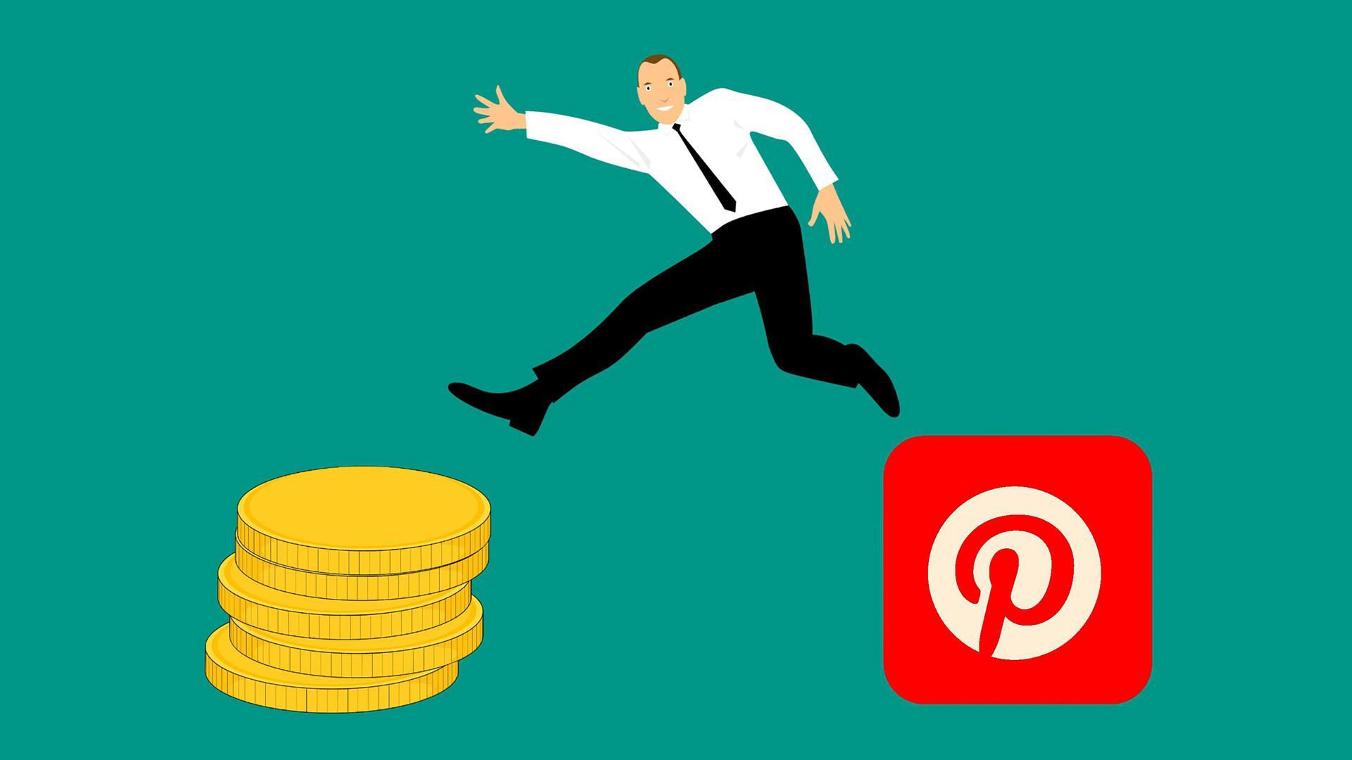 Wenn Sie auf Pinterest Werbung schalten, können Sie die Plattform effektiv für Ihr Unternehmen nutzen.