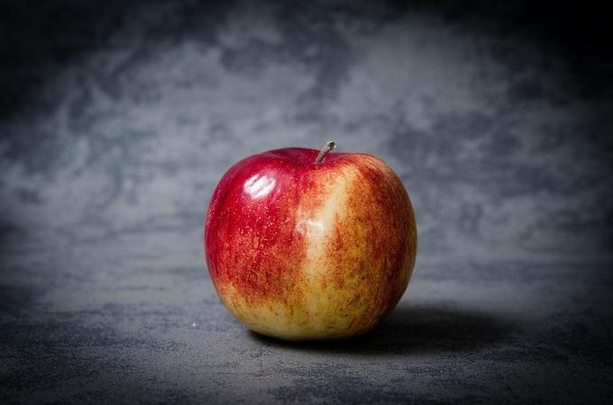 Äpfel und anderes festes Obst lassen sich länger aufbewahren.