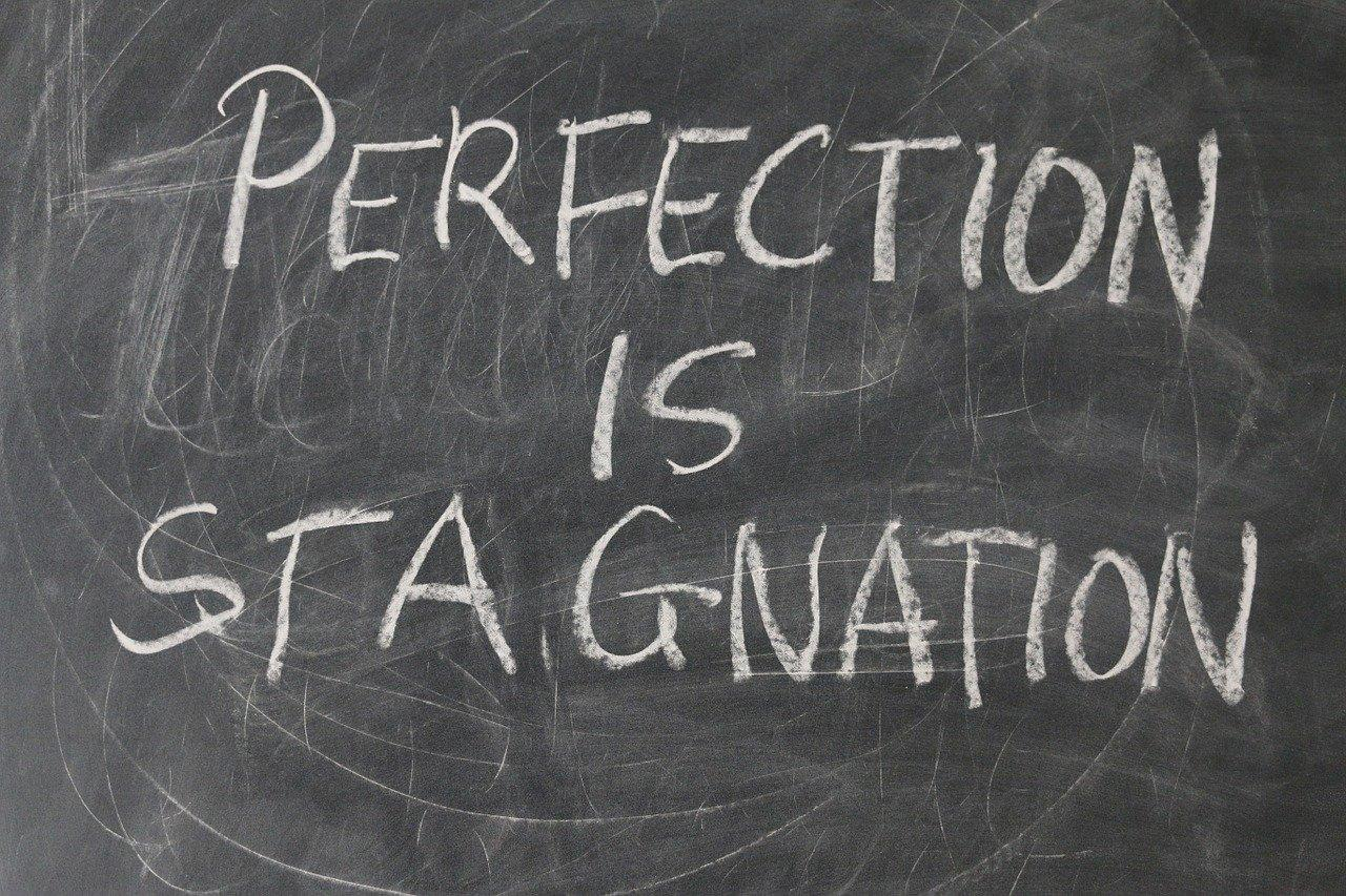 Perfektionismus ablegen - so kann es klappen