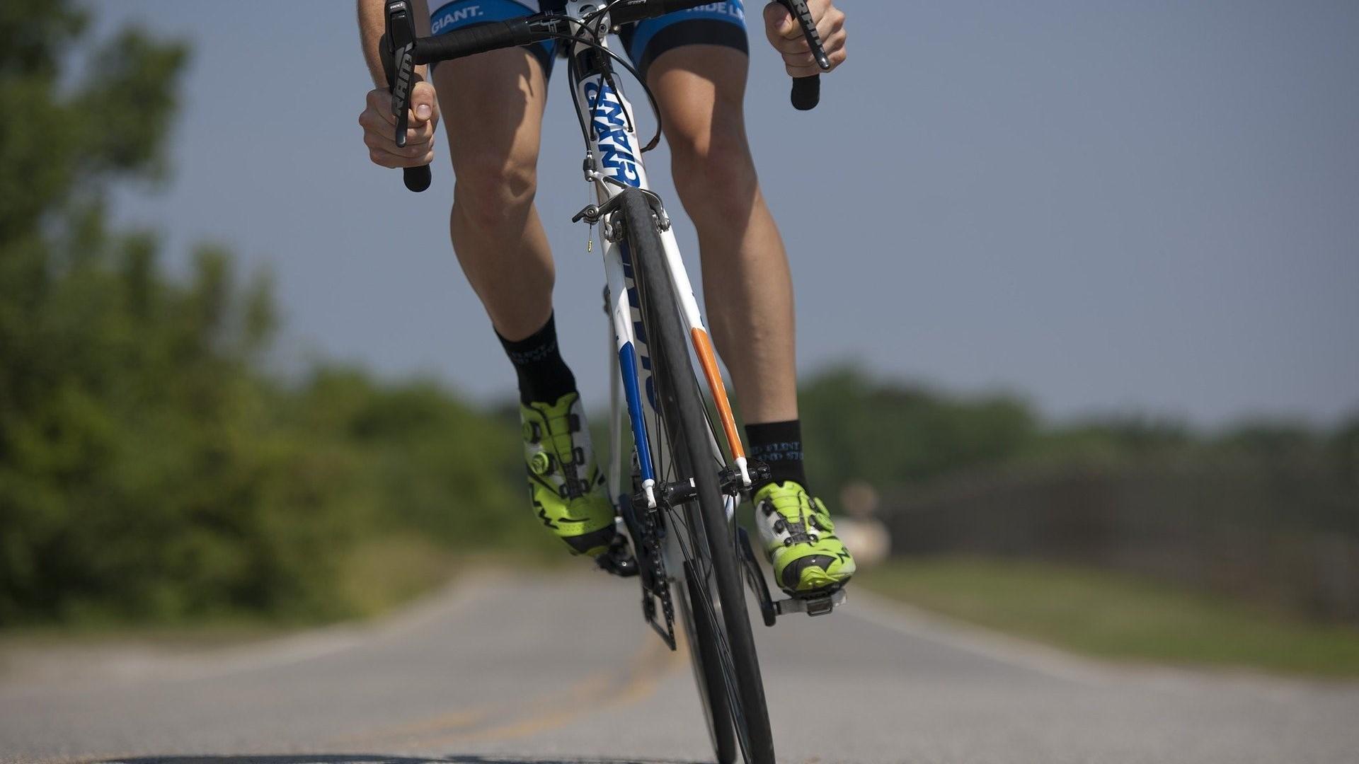 Ausdauersportarten, wie Radfahren, sind bei Multipler Sklerose ideal geeignet.