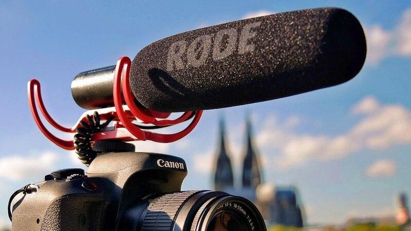 Nutzen Sie für Interviews am besten ein Richtmikrofon