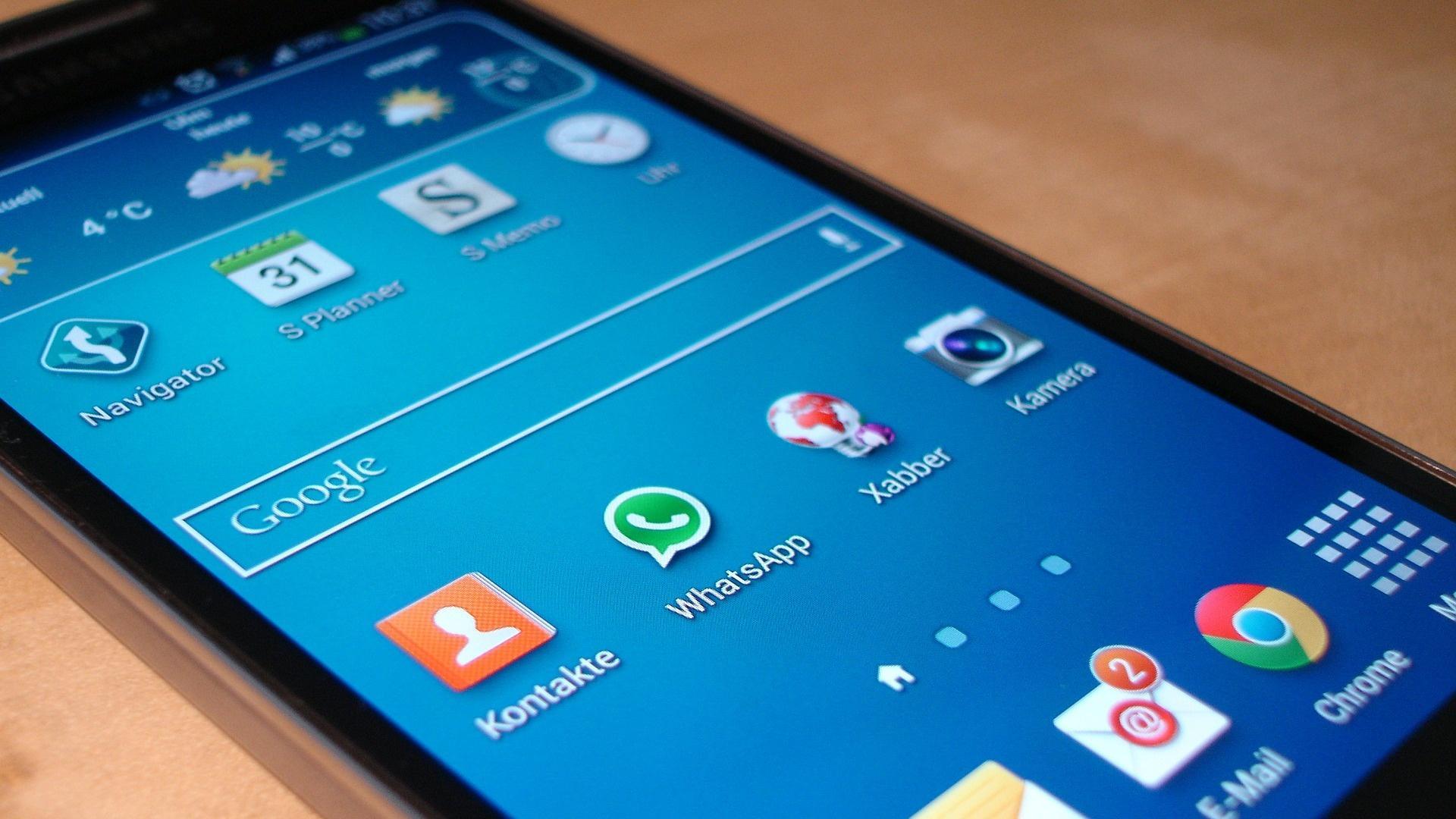 Screenshot mit dem Samsung Galaxy S5 erstellen