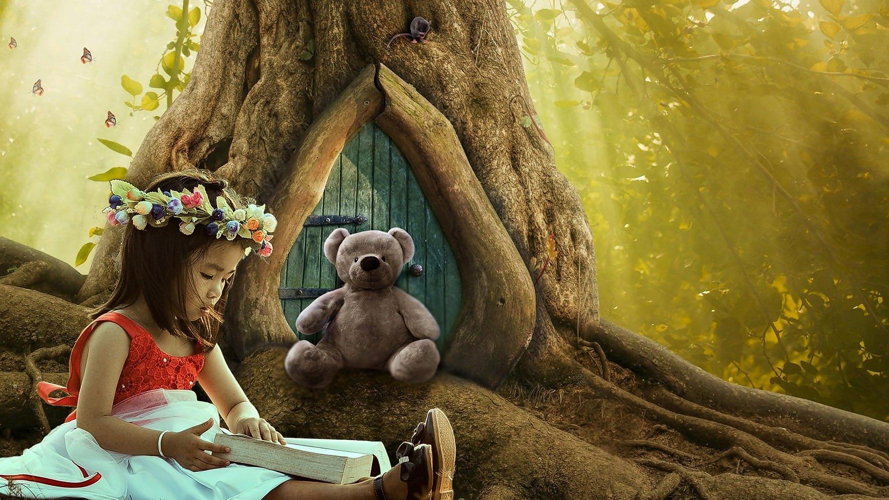 Reisen in fantastische Traumwelten: Kurze Gute-Nacht-Geschichten für Kinder