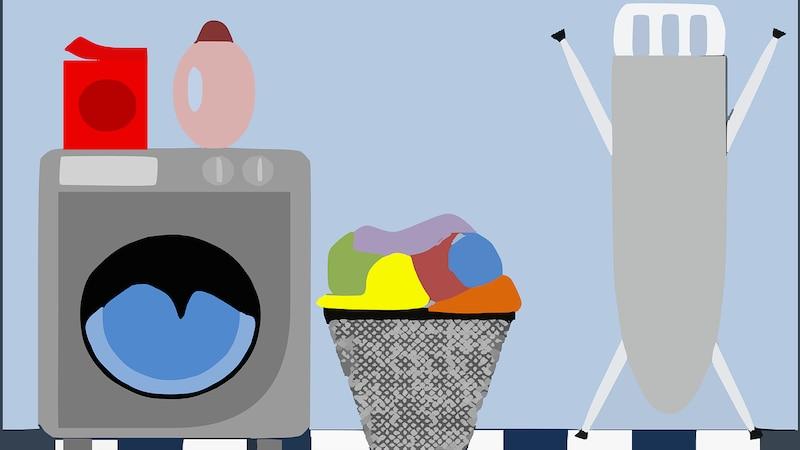 Waschküche einrichten: Tipps und Tricks erleichtern die Arbeit und machen es wohnlich.