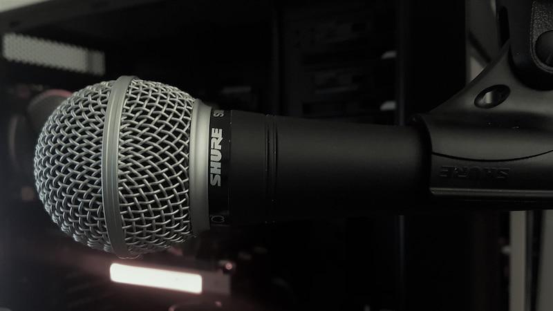 Mikrofone für Sprache und Gesang