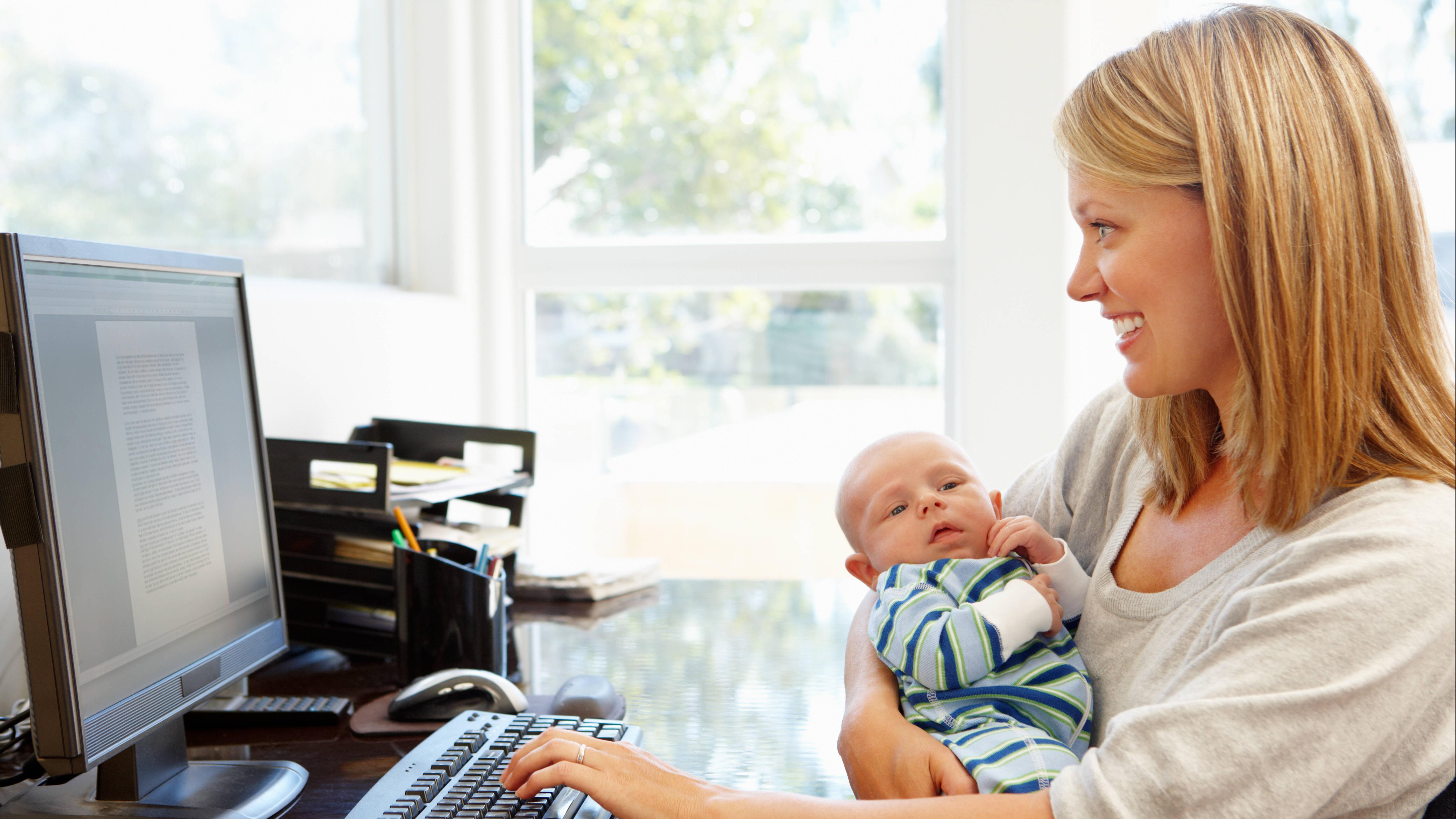 Jobs für Mütter: Gute Teil- oder Vollzeitjobs für Mamas