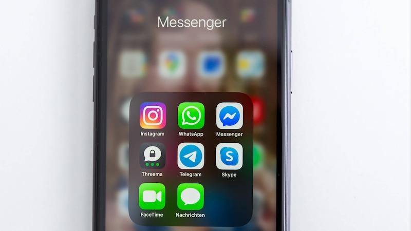 FaceTime ist ein Messenger neben vielen anderen.