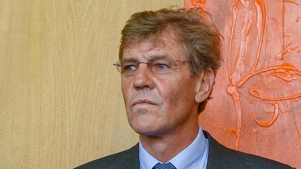 Ernst August 2009 vor Gericht in Hildesheim