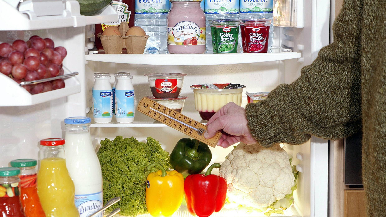 Lebensmittel im Kühlschrank: So lange können Sie sie aufbewahren