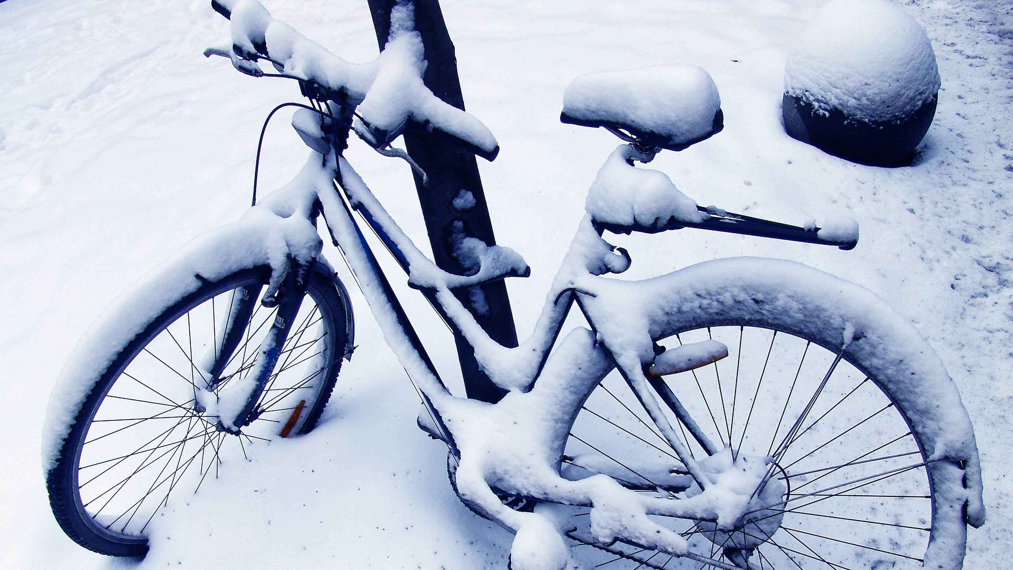 Fahrrad winterfest machen - die besten Tipps und Tricks