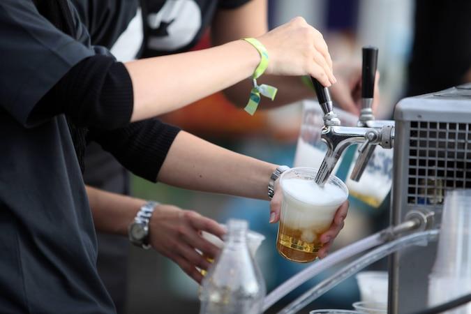 Beim Bier zapfen kommt es nicht nur auf die richtige Technik an.