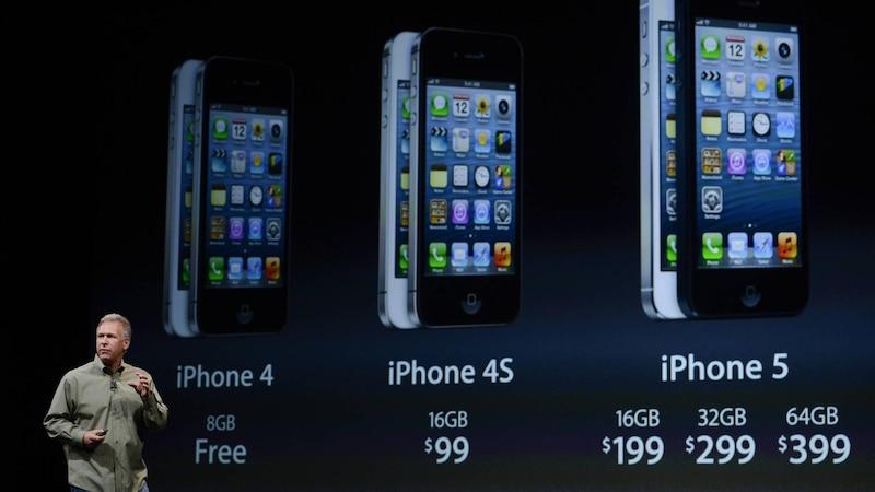 iPhone Reihenfolge: Die Modelle chronologisch geordnet