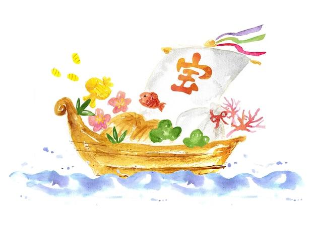 Malen Sie mit Wasserfarben zunächst einfache Motive.