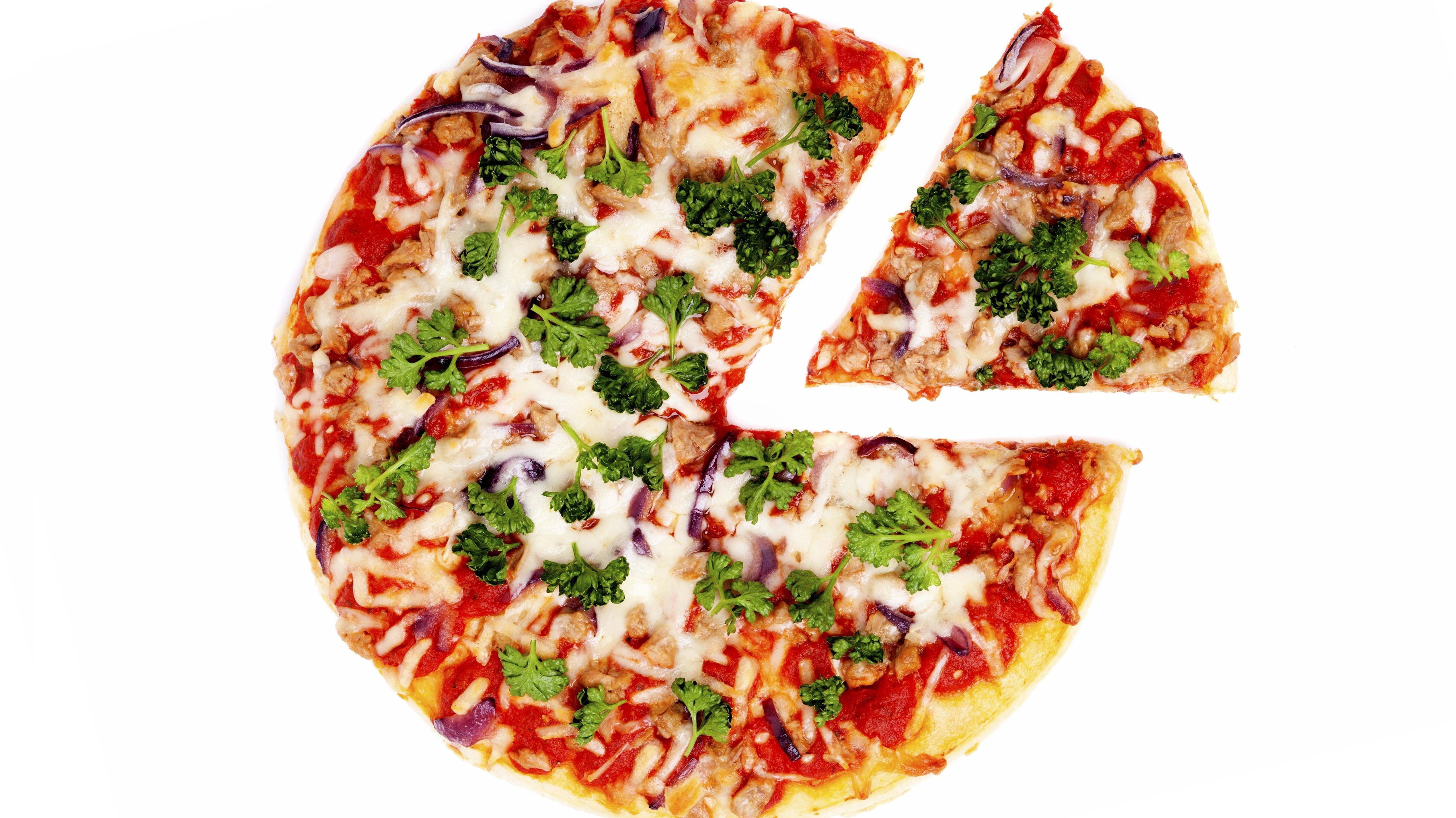 Pizza ohne Ruhen: Schnelles, leckeres Rezept