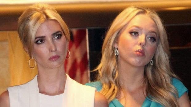 Donald Trumps reiche Töchter: Ivanka (l.) und Tiffany
