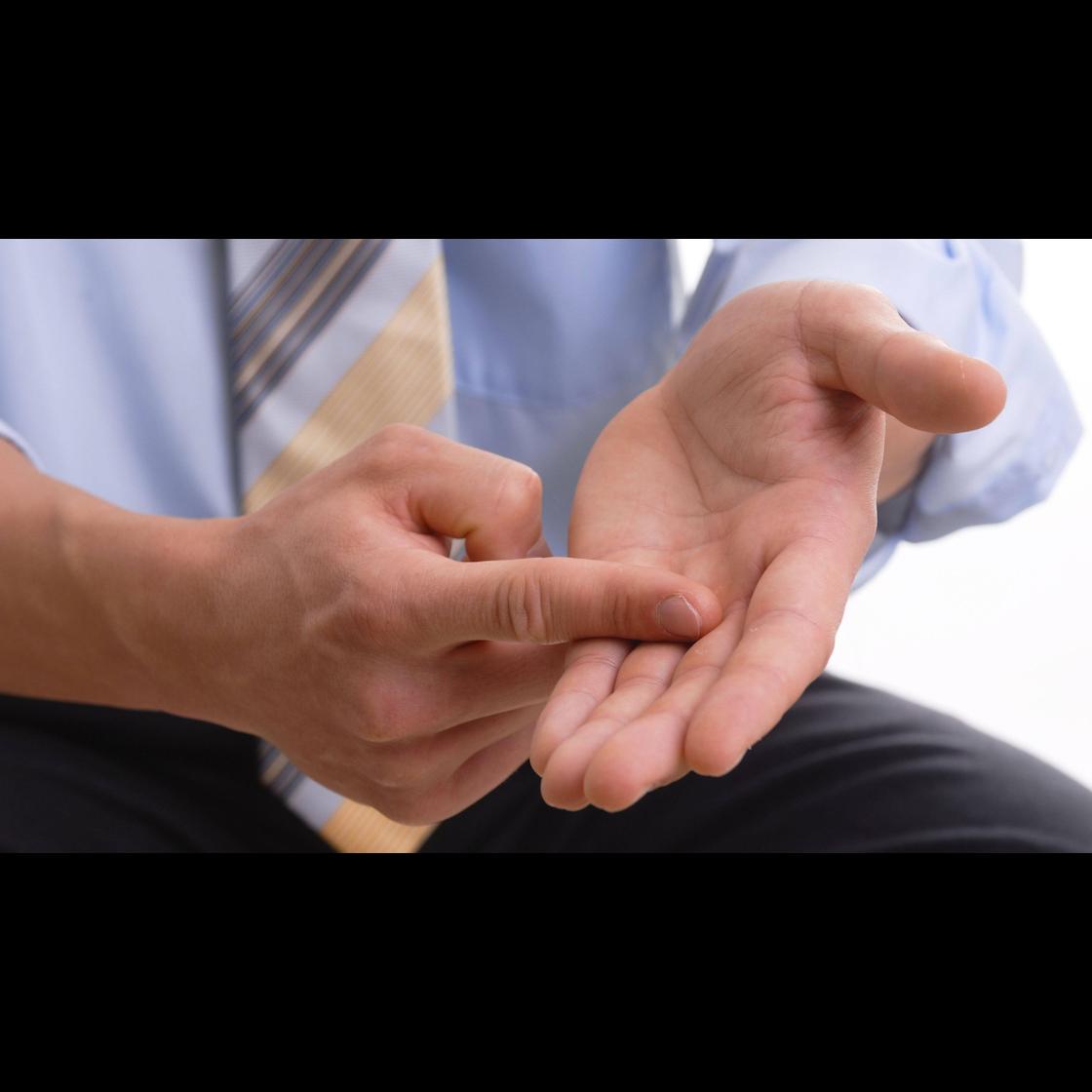 Kribbeln in der linken Hand: Herzinfarkt oder andere