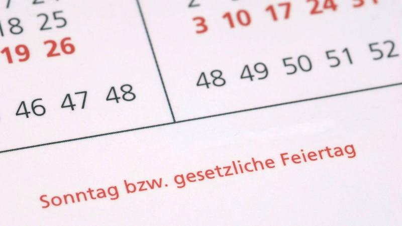Feiertage 2021 in Berlin - So nutzen Sie Brückentage optimal