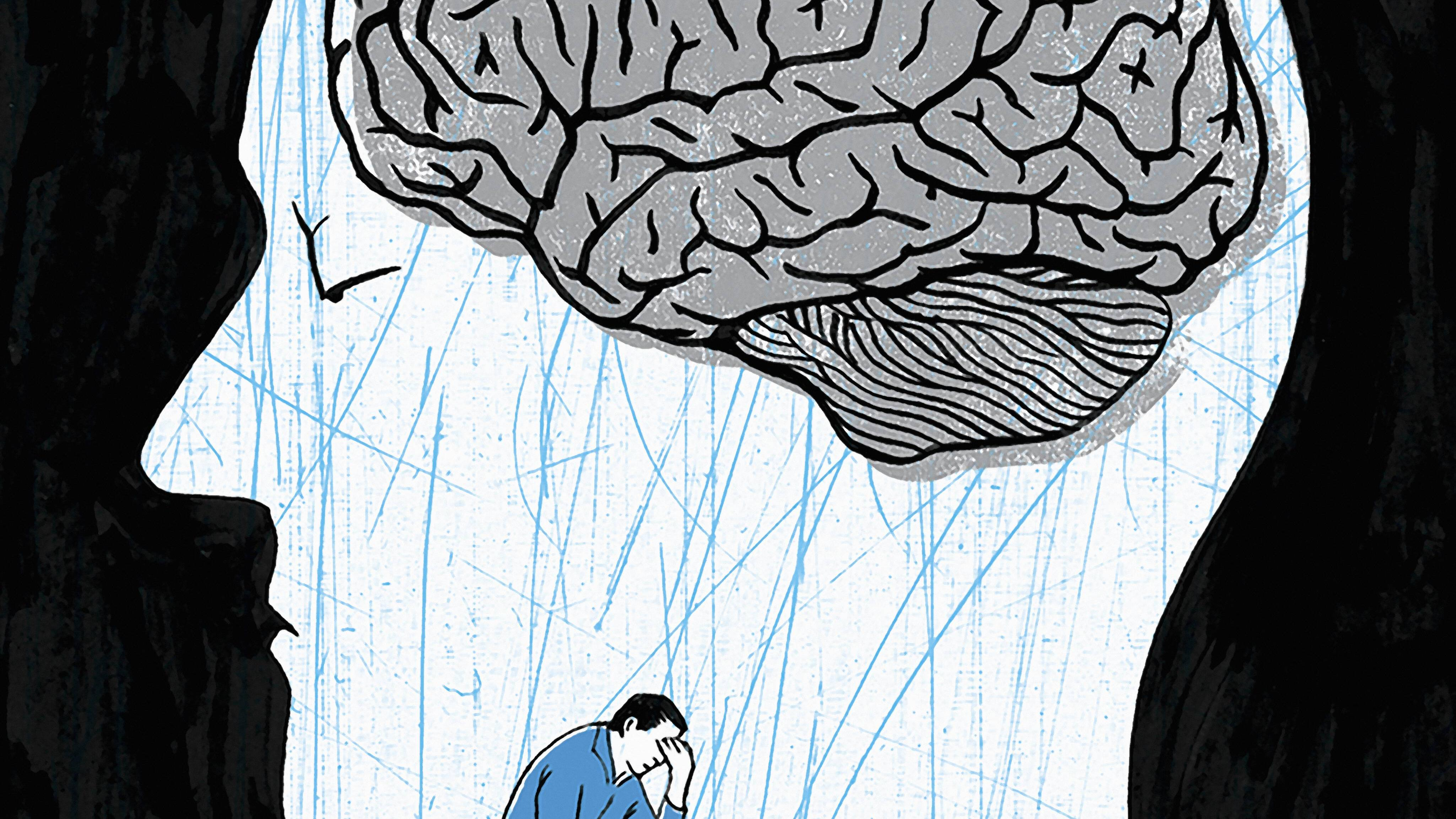 Dissoziative Anfälle - so sind Sie zu erkennen