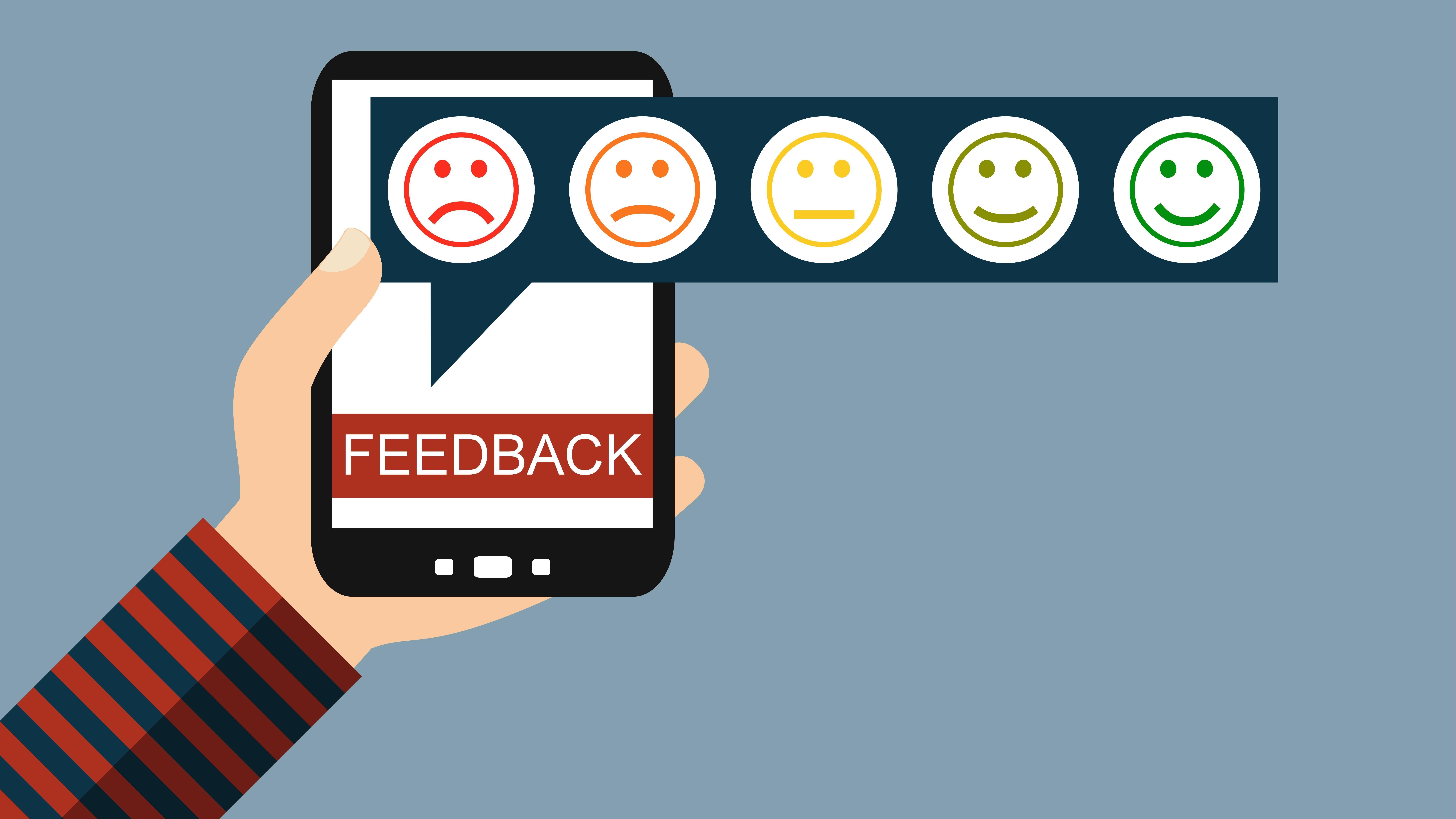 Feedback einholen: Die 5 effektivsten Feedback-Fragen