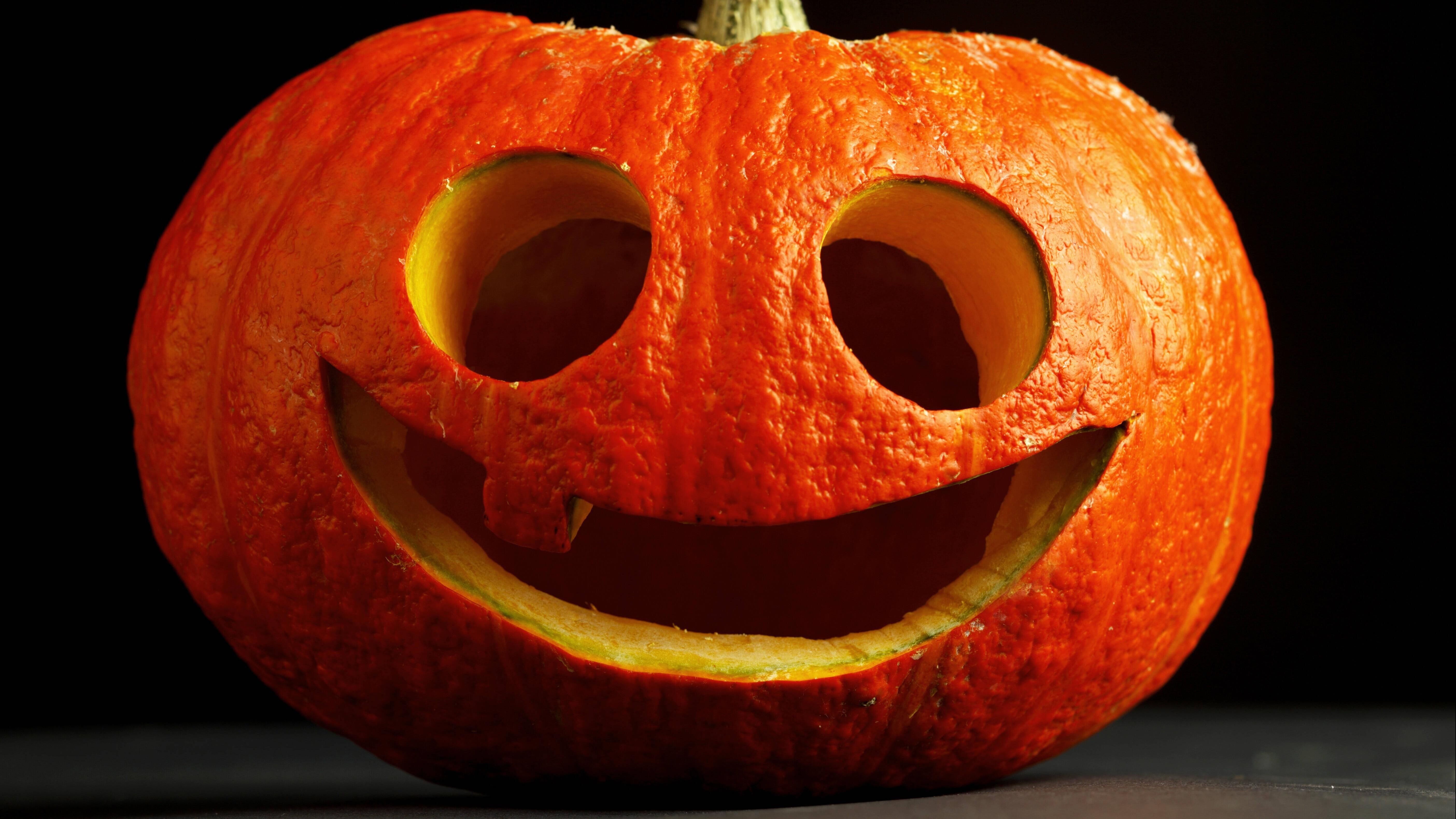Halloween-Kürbis haltbar machen - Tipps und Tricks