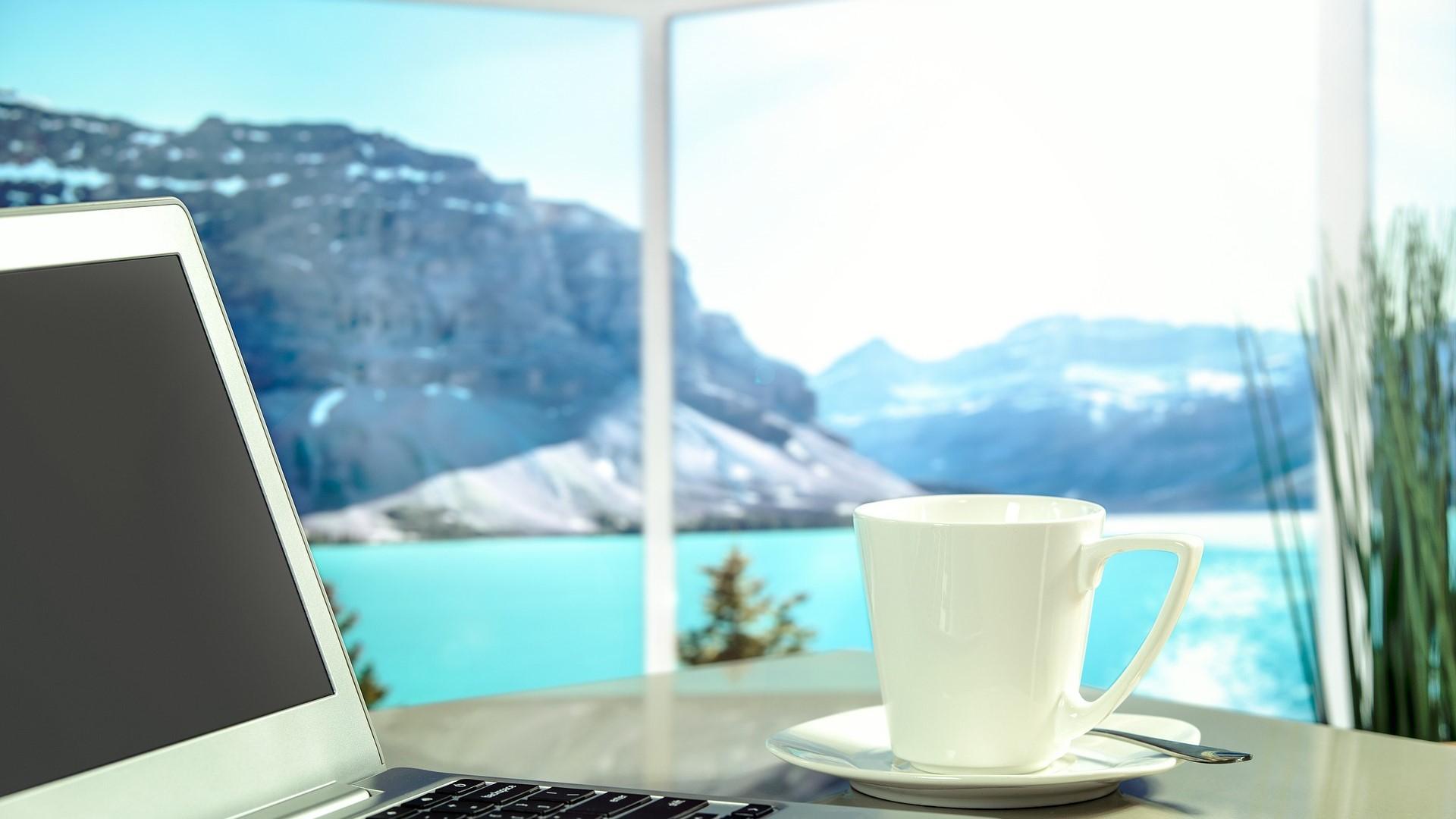 Als Digital Nomade arbeiten Sie dort, wo andere Urlaub machen