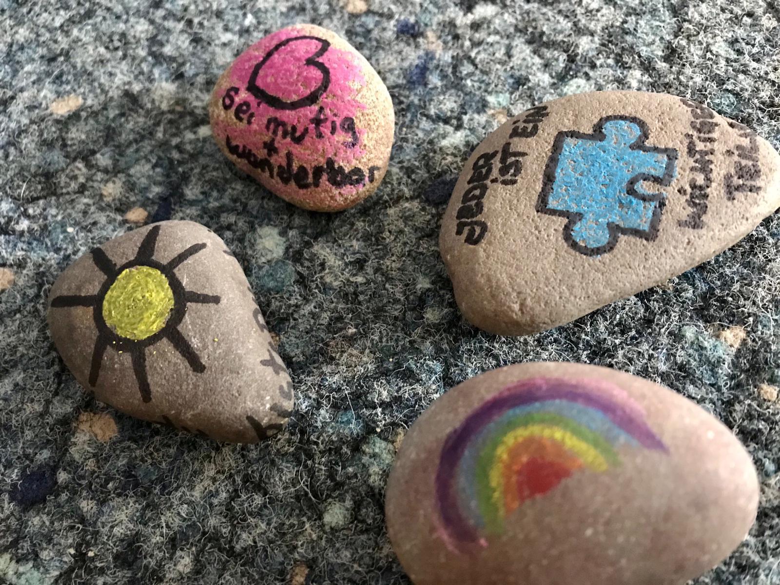 Steine bemalen: Die besten Tipps und Tricks
