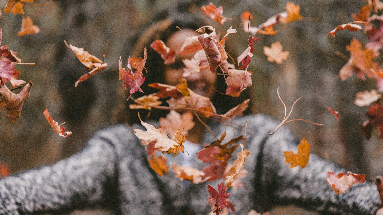 Gegen Herbstblues können Sie auch ankämpfen - schließlich ist der Herbst eine äußerst schöne Jahreszeit.